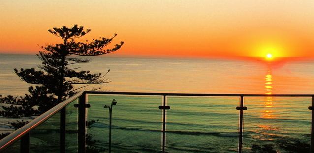 Balkón, na ktorom môžete pohodlne stráviť celé leto
