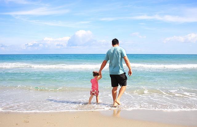 Prvá dovolenka s dieťaťom